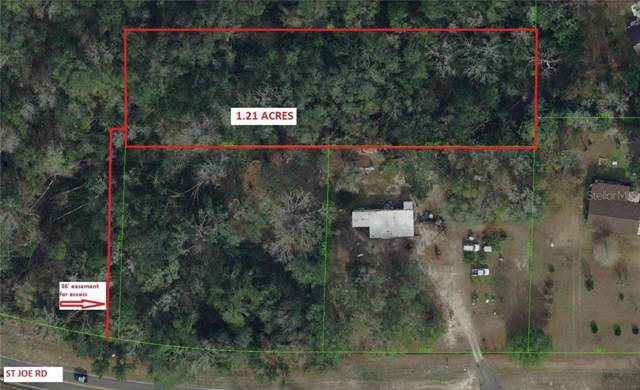 0 Saint Joe Road, Dade City, FL 33525 (MLS #T3193206) :: Dalton Wade Real Estate Group