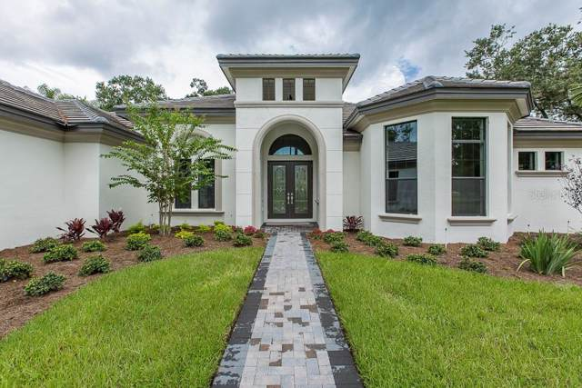 17022 Midas Lane, Lutz, FL 33549 (MLS #T3193242) :: Andrew Cherry & Company