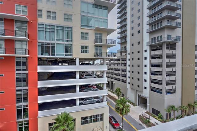 1120 E Kennedy Boulevard #729, Tampa, FL 33602 (MLS #T3193253) :: Griffin Group