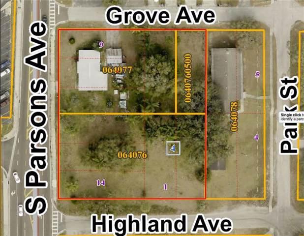 1506 N Parsons Avenue, Seffner, FL 33584 (MLS #T3193286) :: Premium Properties Real Estate Services