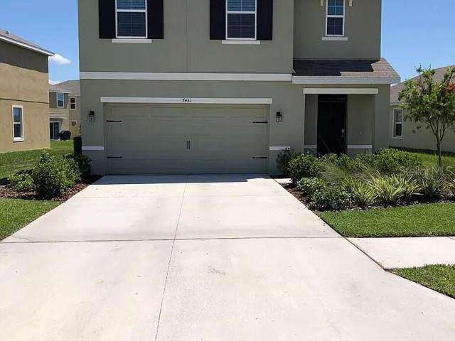 7431 Tuscan Bay Circle, Wesley Chapel, FL 33545 (MLS #T3193385) :: RE/MAX CHAMPIONS
