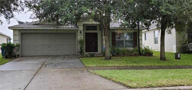 609 Nodding Shade Drive, Brooksville, FL 34604 (MLS #T3193470) :: The Edge Group at Keller Williams