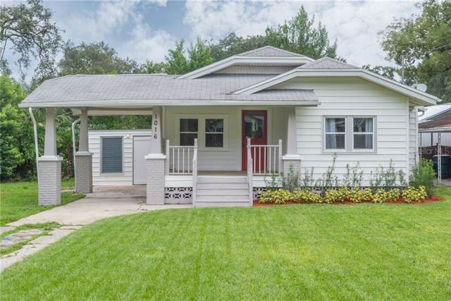1016 E Hamilton Avenue, Tampa, FL 33604 (MLS #T3193527) :: Griffin Group