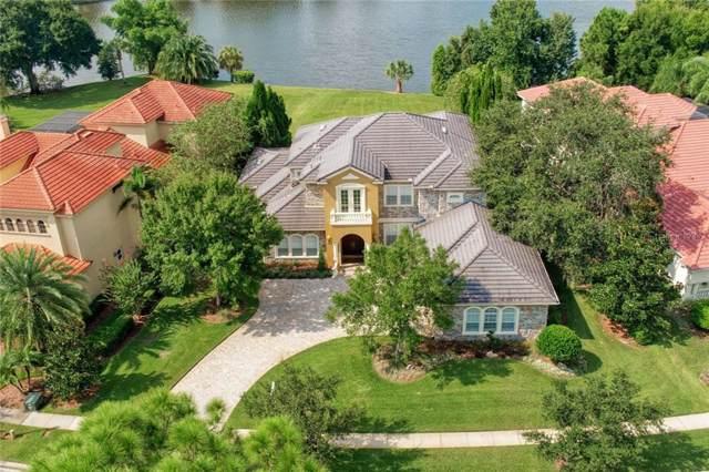 9414 Tree Tops Lake Road, Tampa, FL 33626 (MLS #T3193575) :: GO Realty