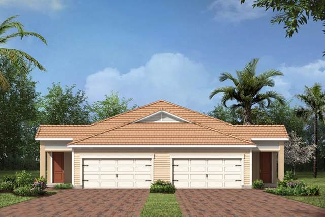 8601 Rain Song Road #350, Sarasota, FL 34238 (MLS #T3193604) :: McConnell and Associates