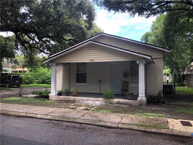 1208 E 25TH Avenue, Tampa, FL 33605 (MLS #T3193617) :: Griffin Group