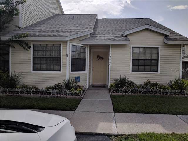 12584 Castle Hill Drive #02, Tampa, FL 33624 (MLS #T3193710) :: GO Realty