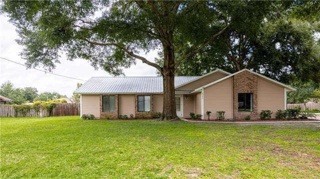 4395 SE 58TH Place, Ocala, FL 34480 (MLS #T3193738) :: White Sands Realty Group