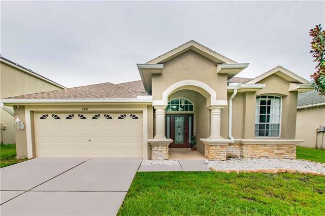 4401 Huddlestone Drive, Wesley Chapel, FL 33545 (MLS #T3193791) :: Cartwright Realty