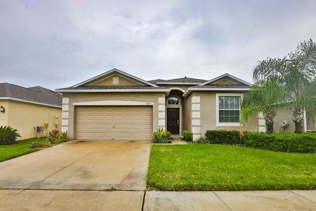 907 Peregrine Hill Place, Ruskin, FL 33570 (MLS #T3193844) :: Paolini Properties Group