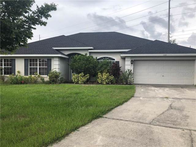513 Pintail Circle, Auburndale, FL 33823 (MLS #T3194054) :: Baird Realty Group