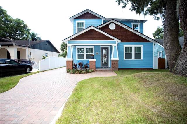 312 W Comanche Avenue, Tampa, FL 33604 (MLS #T3194058) :: The Duncan Duo Team