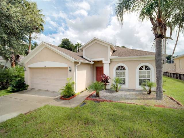 735 Grand Canyon Drive, Valrico, FL 33594 (MLS #T3194077) :: The Duncan Duo Team