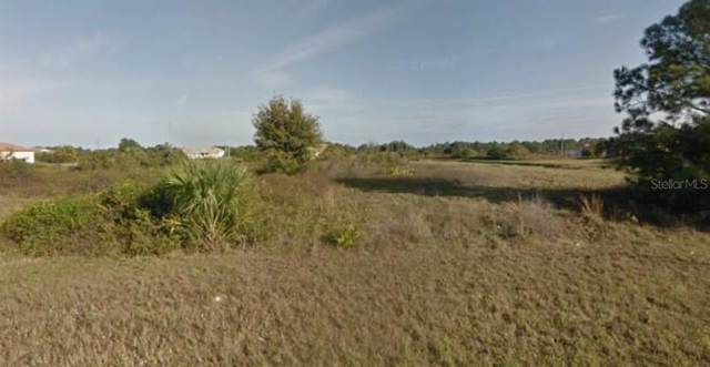 449 Grant Boulevard Lot 10, Lehigh Acres, FL 33974 (MLS #T3194103) :: Cartwright Realty