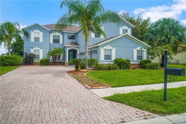 4501 Walnut Ridge Road, Land O Lakes, FL 34638 (MLS #T3194114) :: Cartwright Realty