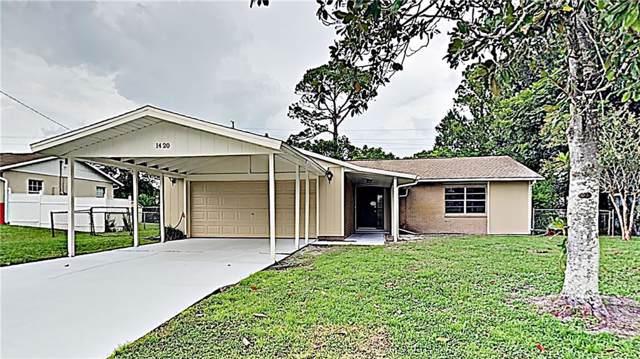 1420 Clayton Drive, Deltona, FL 32725 (MLS #T3194183) :: Florida Real Estate Sellers at Keller Williams Realty