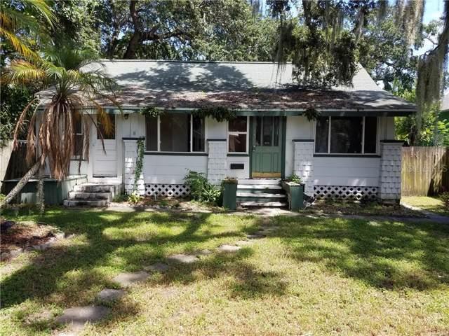 1021 11TH Street N, St Petersburg, FL 33705 (MLS #T3194234) :: Dalton Wade Real Estate Group