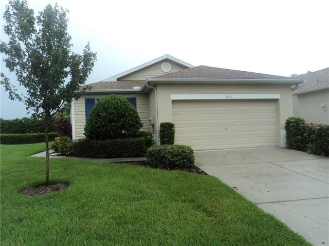1210 Radison Avenue, Sun City Center, FL 33573 (MLS #T3194264) :: Dalton Wade Real Estate Group