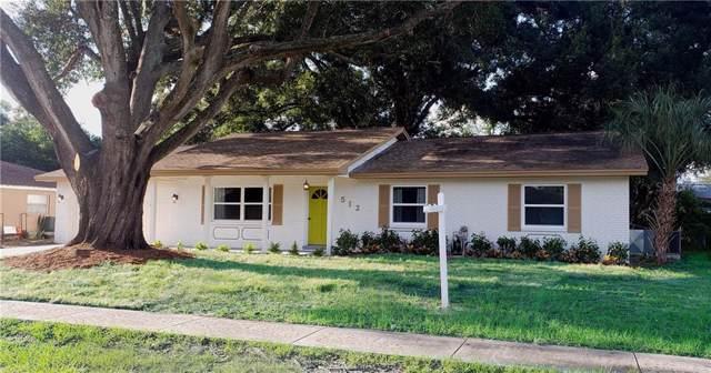 512 Julie Lane, Brandon, FL 33511 (MLS #T3194287) :: The Nathan Bangs Group