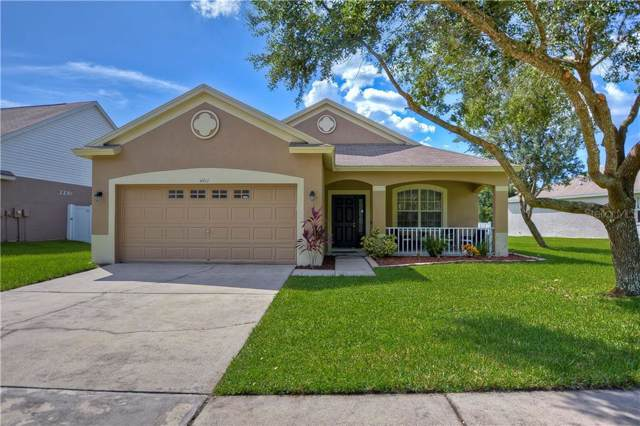 4911 Whistling Pines Court, Wesley Chapel, FL 33545 (MLS #T3194330) :: Cartwright Realty