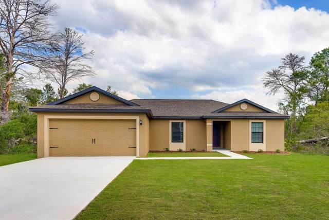 382 Hibiscus Drive, Poinciana, FL 34759 (MLS #T3194376) :: Cartwright Realty