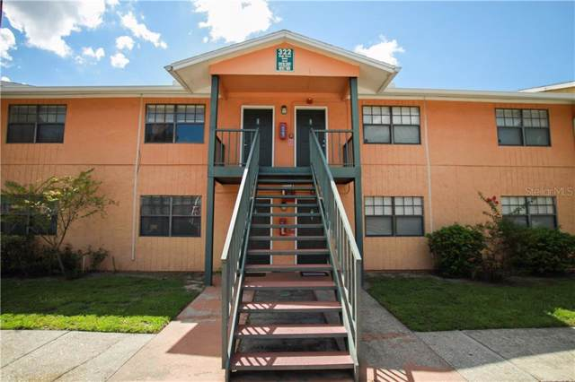 322 Oak Rose Lane #102, Tampa, FL 33612 (MLS #T3194440) :: The Duncan Duo Team