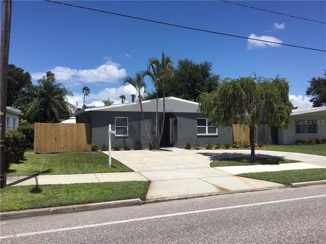 3720 Overlook Drive NE, St Petersburg, FL 33703 (MLS #T3194485) :: Charles Rutenberg Realty