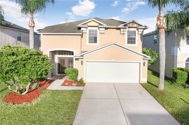 4956 Trinidad Drive, Land O Lakes, FL 34639 (MLS #T3194499) :: Remax Alliance