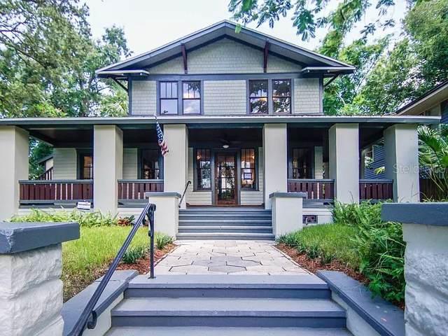 846 8TH Avenue S, St Petersburg, FL 33701 (MLS #T3194541) :: Florida Real Estate Sellers at Keller Williams Realty