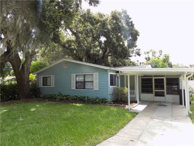 2610 Smithtown Drive, Lakeland, FL 33801 (MLS #T3194580) :: Gate Arty & the Group - Keller Williams Realty Smart