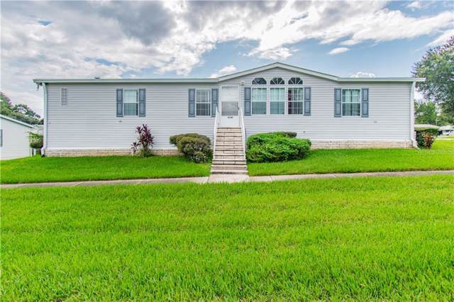 6142 Zephyr Ridge Drive, Zephyrhills, FL 33542 (MLS #T3194589) :: Griffin Group