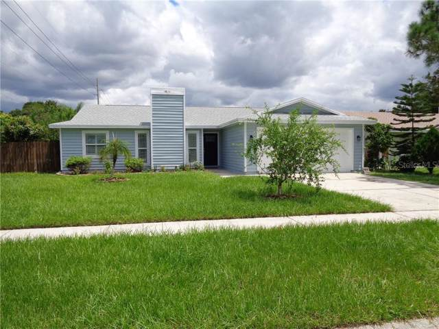 11207 Fireside Drive, Tampa, FL 33625 (MLS #T3194607) :: Florida Real Estate Sellers at Keller Williams Realty