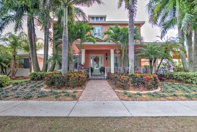 5415 Merritt Island Drive, Apollo Beach, FL 33572 (MLS #T3194737) :: Medway Realty