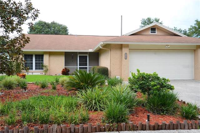 17835 Sunrise Drive, Lutz, FL 33549 (MLS #T3194760) :: Kendrick Realty Inc