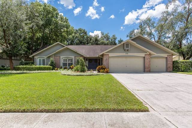 508 Shadow Grove Court, Lutz, FL 33548 (MLS #T3194826) :: Kendrick Realty Inc