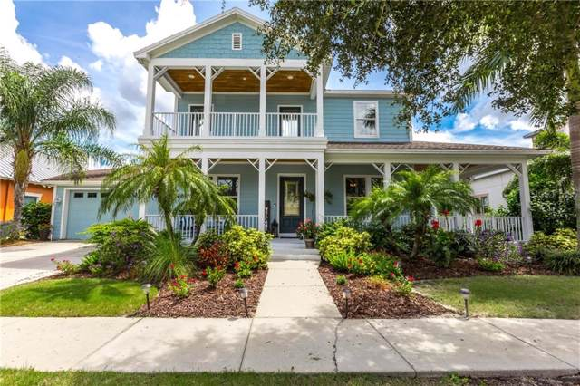 631 Manns Harbor Drive, Apollo Beach, FL 33572 (MLS #T3194913) :: Kendrick Realty Inc