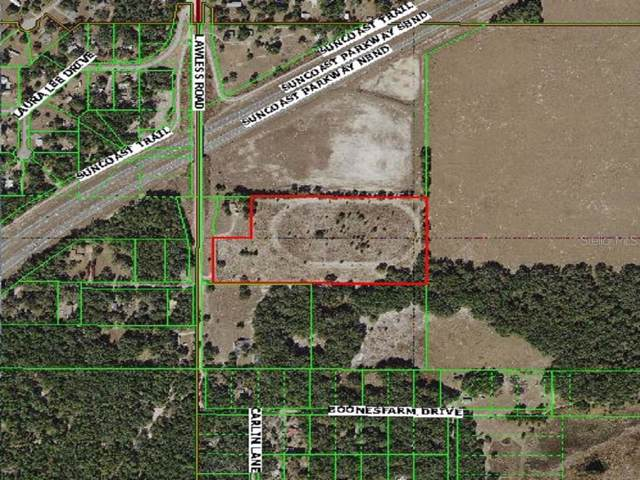 Lawless Road, Spring Hill, FL 34610 (MLS #T3195521) :: Cartwright Realty