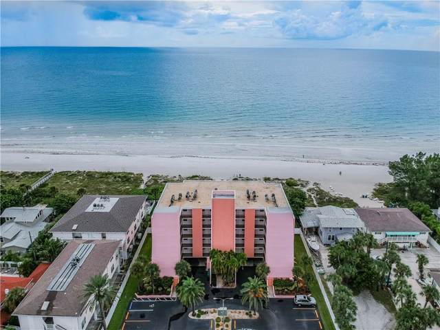 506 Gulf Boulevard #301, Indian Rocks Beach, FL 33785 (MLS #T3195627) :: Lockhart & Walseth Team, Realtors