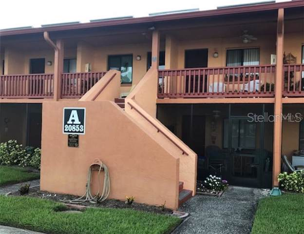 20853 Haulover Cove A6, Lutz, FL 33558 (MLS #T3195649) :: Team TLC   Mihara & Associates