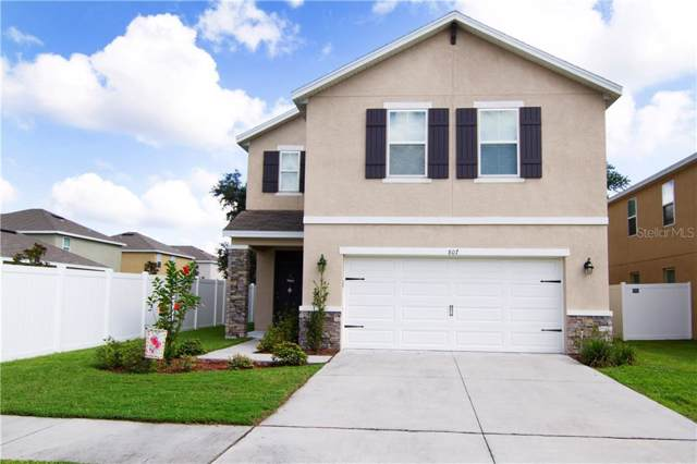 807 Wiltonway Drive, Plant City, FL 33563 (MLS #T3196047) :: The Duncan Duo Team