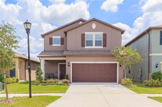 5322 Fallen Leaf Drive, Riverview, FL 33578 (MLS #T3196142) :: Griffin Group