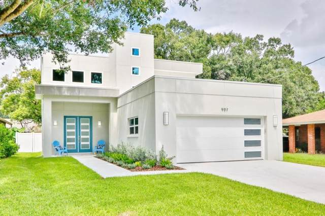 907 W West Street, Tampa, FL 33602 (MLS #T3196388) :: The Nathan Bangs Group