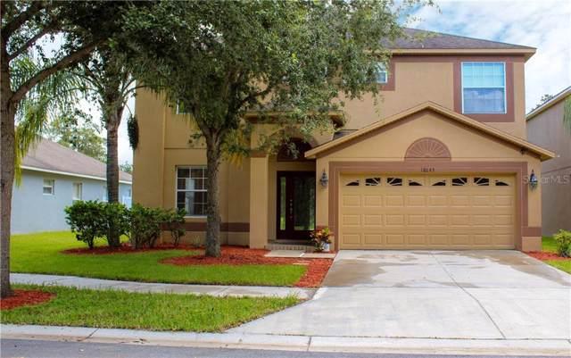 10643 Liberty Bell Drive, Tampa, FL 33647 (MLS #T3196461) :: 54 Realty