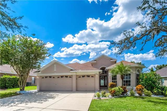 11125 Bridgecreek Drive, Riverview, FL 33569 (MLS #T3196486) :: Premium Properties Real Estate Services