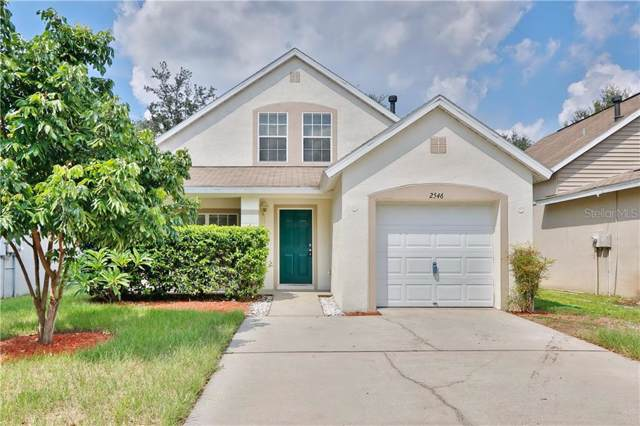 2546 E 150TH Avenue, Lutz, FL 33559 (MLS #T3197500) :: Rabell Realty Group