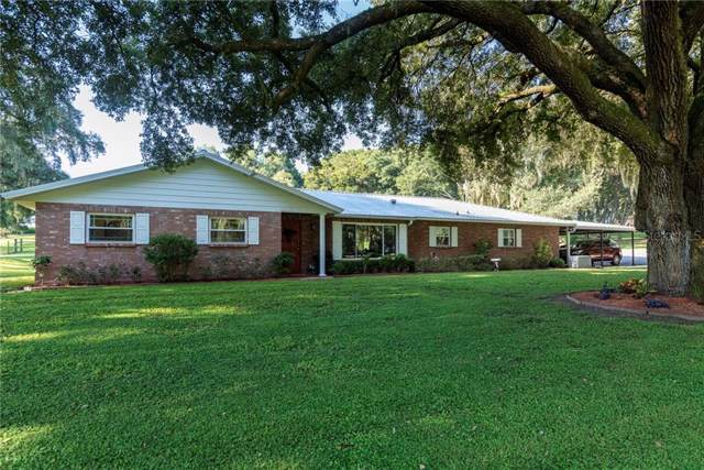 39210 Sheffey Lane, Dade City, FL 33525 (MLS #T3197502) :: Sarasota Home Specialists
