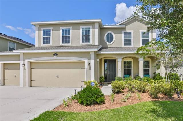 11014 Spring Point Circle, Riverview, FL 33579 (MLS #T3197526) :: Premium Properties Real Estate Services