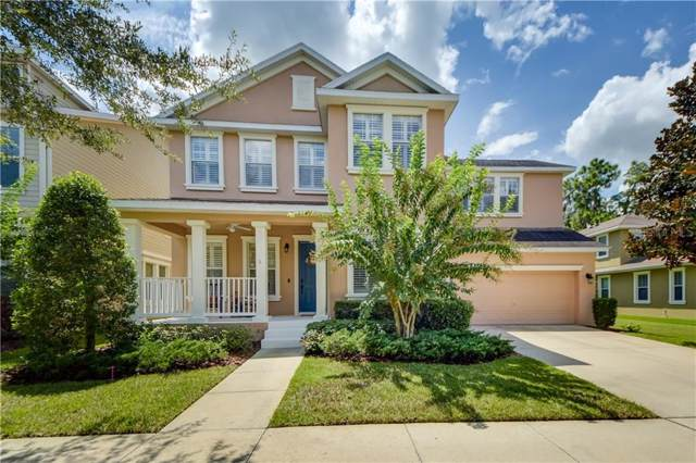 5917 Parkset Drive, Lithia, FL 33547 (MLS #T3197691) :: The Brenda Wade Team