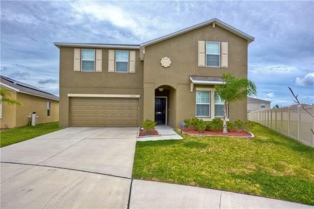 4916 Babbling Brook Lane, Wimauma, FL 33598 (MLS #T3197726) :: Armel Real Estate