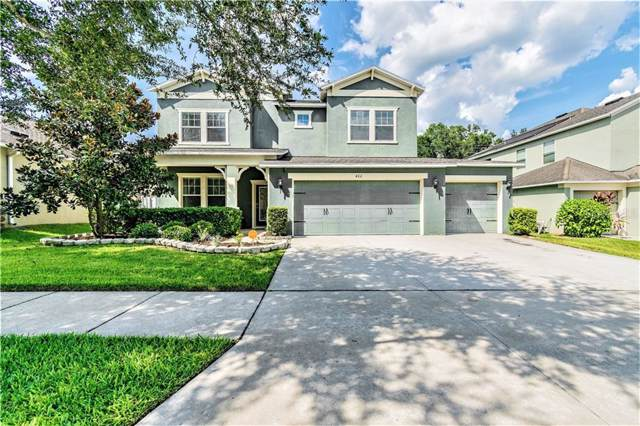 422 Westchester Hills Lane, Valrico, FL 33594 (MLS #T3197779) :: The Duncan Duo Team